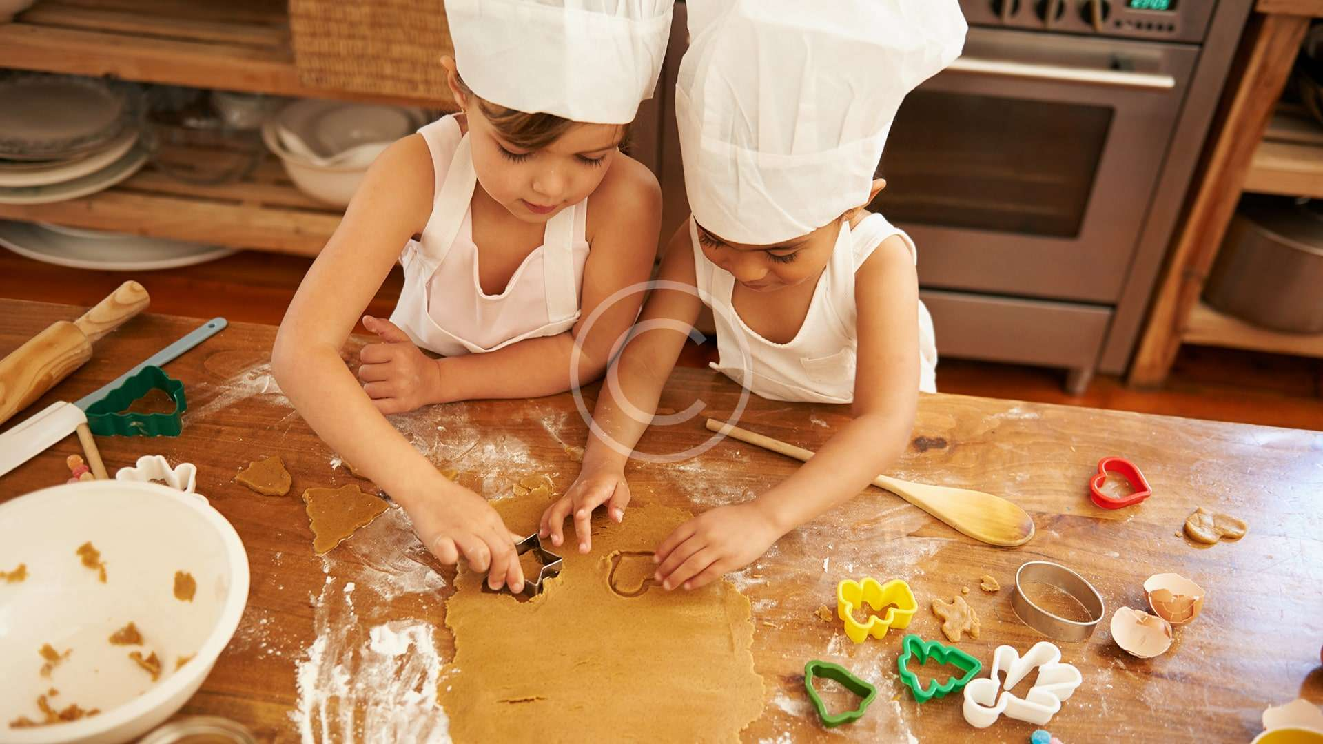 Baking: Little Pastry Chefs Class
